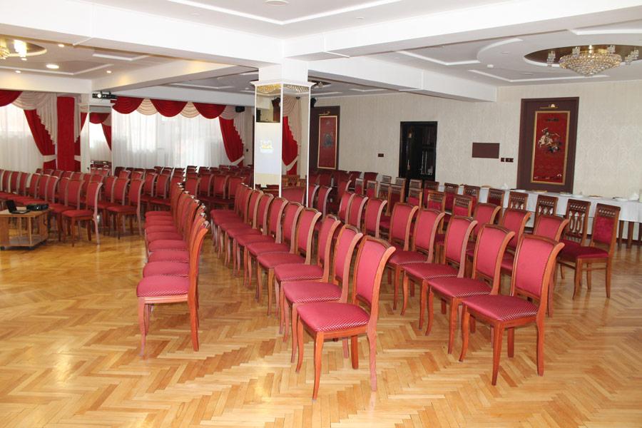 Конференц-зал в «Улан-Удэ Парк Отель»