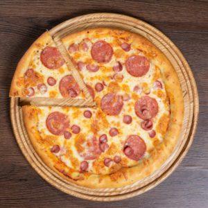 Пицца, чебуреки, бургеры, выпечка